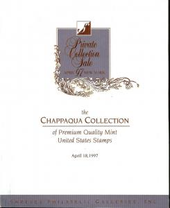 Shreve's: Sale #   -  The Chappaqua Collection of Premium...