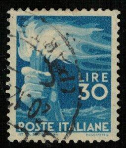 1945 Italy 30 Lire MC #702 (Т-9352)