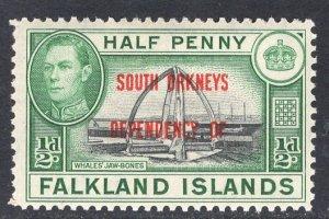 FALKLAND ISLANDS SCOTT 4L1