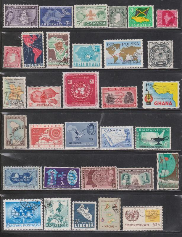 MOROCCO - Collection Of Used Issues Plus Some France