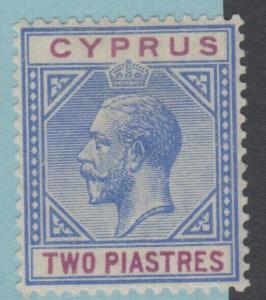 Zypern 79 Postfrisch mit Scharnier Og Kein Fehler Extra Fein