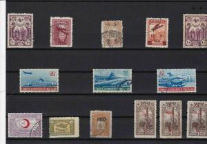 stamps of turkey ref r12188