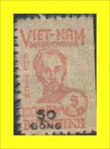 N.Vietnam MNH Sc # 50 Mi 53 Value $ 50.00  US $$