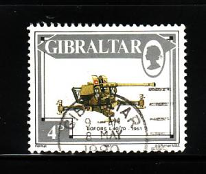 Gibraltar 511 U Gun