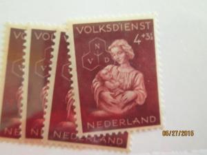 Netherlands #B150 mnh