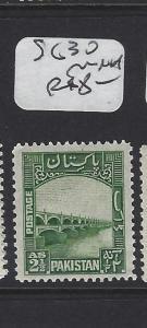 PAKISTAN (PP3007B)   2 1/2 A   SG 30   MNH