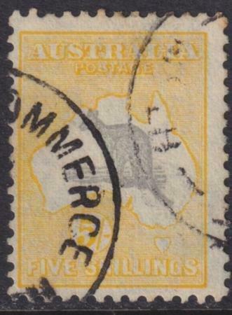 Australia 1929-1930 SC 100 Used