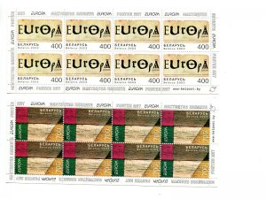 Belars   2003  Europa mini sheet   Mint VF NH