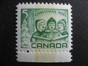 CANADA 477p Winnipeg tagged ERROR right down the middle MNH check it out!!