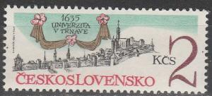 Czechoslovakia #2546  MNH F-VF  (V2537)