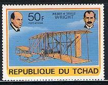 Chad 1978: Sc. # C233; **/MNH Single Stamp
