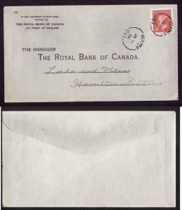 Canada  #2786b - Algoma District-Wawa,Ont single broken circle-Jul 11 1950 [new