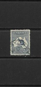 AUSTRALIA - 1915 - 21/2p KANGAROO - SCOTT 39 - USED
