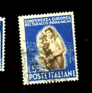 Italy #546 Used F-VF