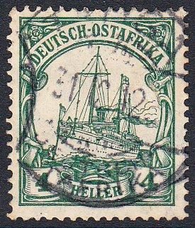 German East Africa 32 Used CV $0.65