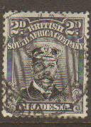 Rhodesia #122 Used