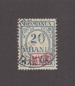 Romania Scott #3NJ5 Used