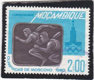 Mozambique, #   625   used