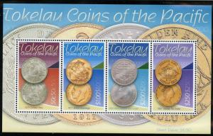 TOKELAU SELECTION OF 2009  ISSUES  MINT NH  AS SHOWN