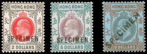 Hong Kong #82S #84S #108S MLH