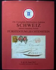 Auction catalogue SCHWEIZ Seebub Classic Switzerland Stamps & Covers