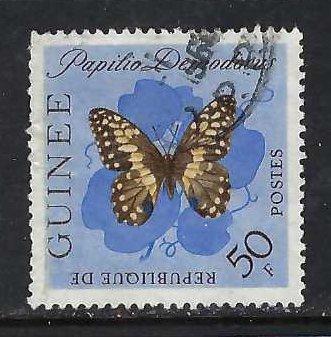 GUINEA 303 VFU BUTTERFLY Z4739