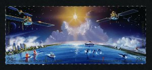 United Nations New York 610a MNH Mission to Planet Earth, Satellite, Ship