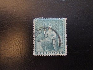 Barbados #39 Used (L7G3) WDWPhilatelic