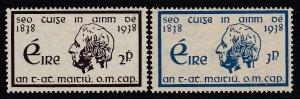 Ireland Sc 101-102 (SG 107-108), MHR