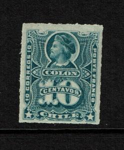 Chile SC# 23 Mint Hinged / Light Gum Tone - S7343