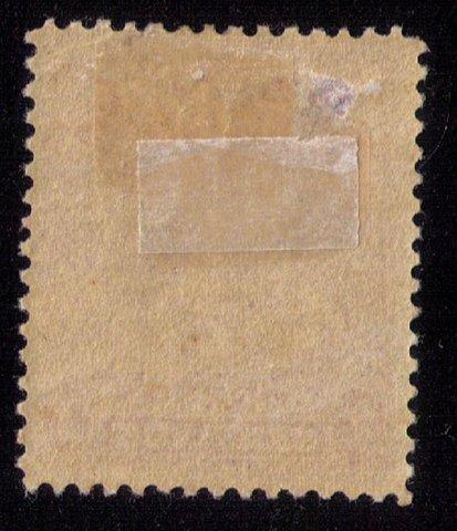 NICARAGUA RARE CABO GRACIAS A DIOS 1907 SC 2L44A  MINT VF