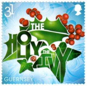 Guernsey Scott 1111-1117 (2010: Christmas Carols)