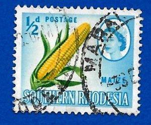 Southern Rhodesia 1964 - U - Scott #95 *