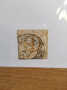 Germany  (Thurn & Taxis) SC #55   Used