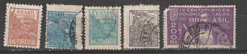 Brazil Used Lotsr #190812-5