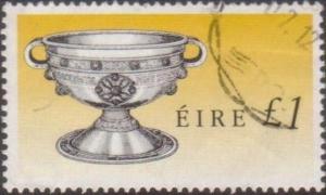 Ireland 1990 SG763 £1 Ardagh Chalice FU