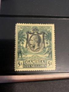 Gambia 119 NH