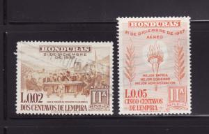 Honduras C302, C304 U Second Republic of Honduras (B)
