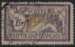 France #126 CV $75.00