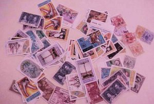 GRENADA STAMPS 78 MOSTLY DIFFERENT MINT  MOSTLY NEVER HINGED