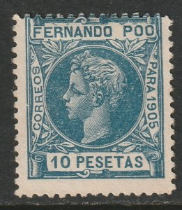 Fernando Po Sc 151 MNG