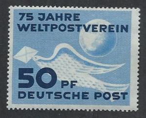 GERMANY - DDR SC# 48 FVF/OG 1949