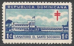 DOMINICAN REPUBLIC RA11 MOG T151