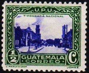 Guatemala. 1935 1/2c S.G.293a Unmounted Mint