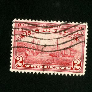 US Stamps # 372 Superb Used