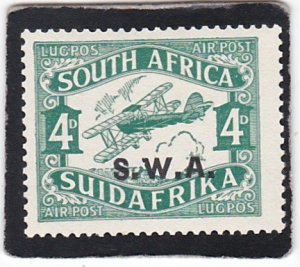 South West Africa,  #   C3    unused