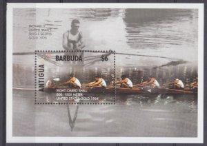 1995 Antigua and Barbuda 2148/B313 1996 Olympic Games in Atlanta