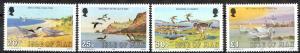 Isle of Man Sc# 236-239 MNH 1983 Birds