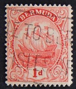 Bermuda, 1910-1925, Caravel, (9-7B-1IR)