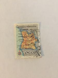 Angola #389u